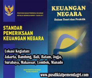 Pelatihan Standarisasi Pemeriksaan Keuangan Negara