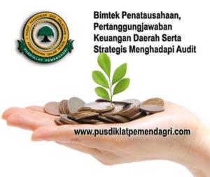 Diklat Bimtek Penatausahaan Pertanggungjawaban Keuangan Daerah