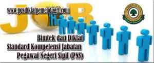 Diklat Standard Kompetensi Jabatan Pegawai Negeri Sipil (PNS)