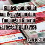 Diklat Standard Pelayanan Penggajian dan Tunjangan Kinerja Bagi Pegawai Negeri Sipil (PNS)
