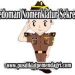Diklat Pedoman Nomenklatur Sekretariat DPRD